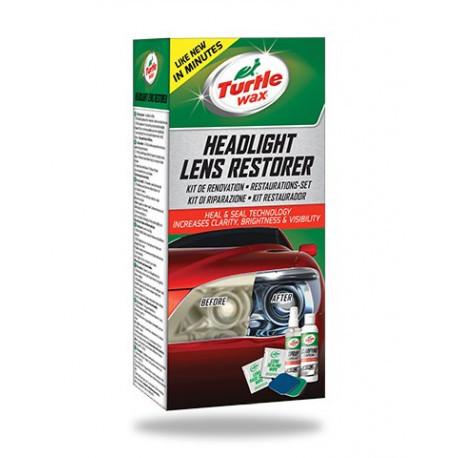 Turtle Wax Headlight Набор для реставрации автомобильных фар