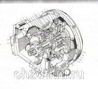 Фланец 13.317 на автогрейдер ДЗ-98