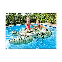 Надувной плот Черепаха Intex 57555NP 191 х 170 см