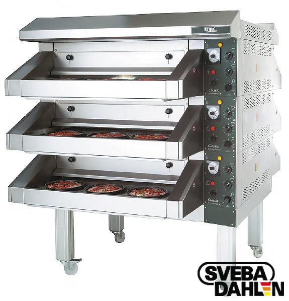 Туннельная печь для пиццы TP2