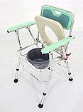 Кресло-стул с санитарным оснащением 370.33, фото 2