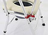 Кресло-стул с санитарным оснащением 370.33, фото 4