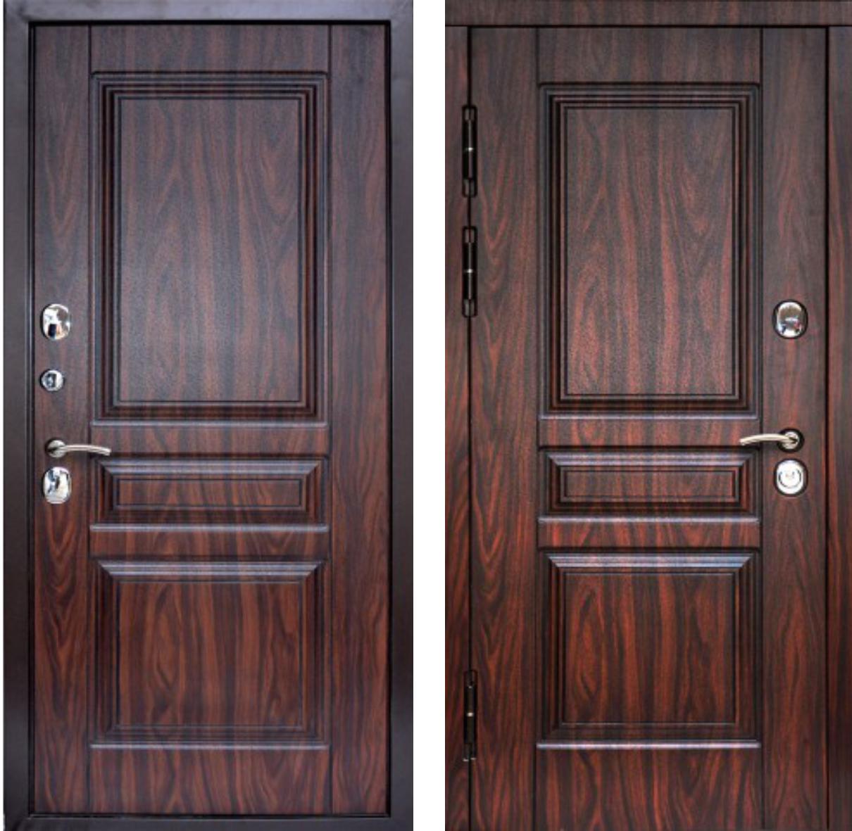 Металлическая дверь ARES