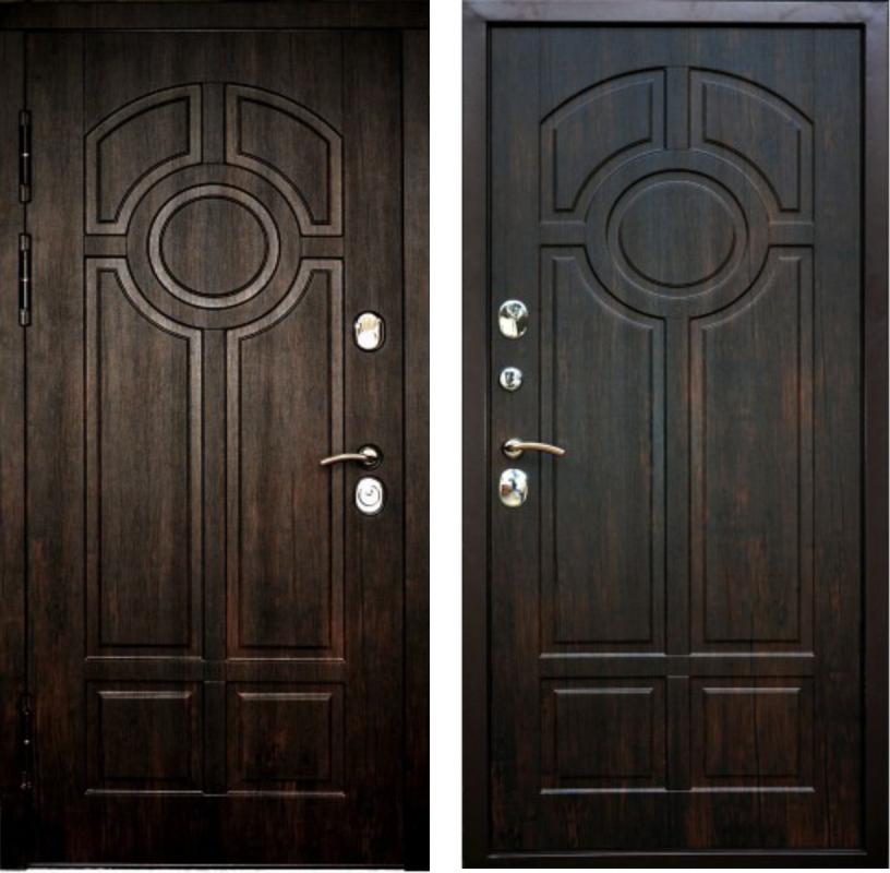 Входная металлическая дверь Galla