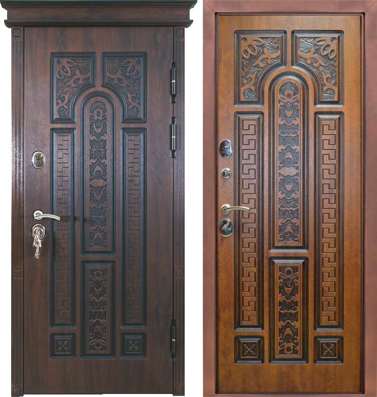 Входная дверь Граф
