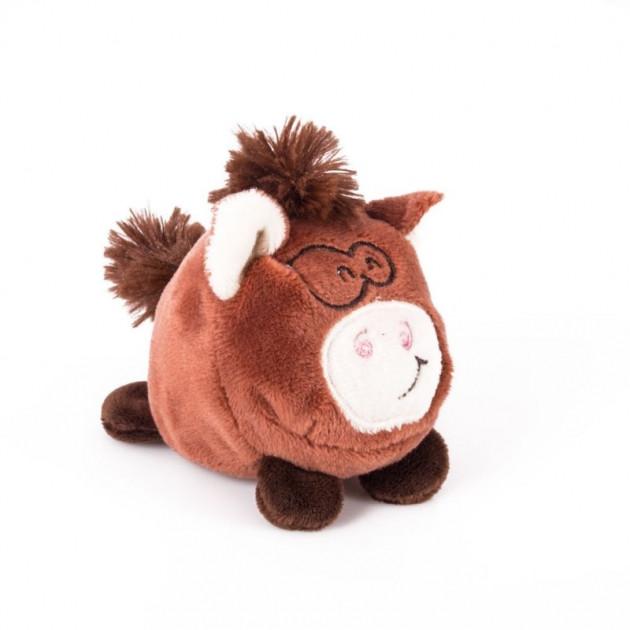 Мягкая игрушка Мячик - Мультяшная лошадка, 7 см.