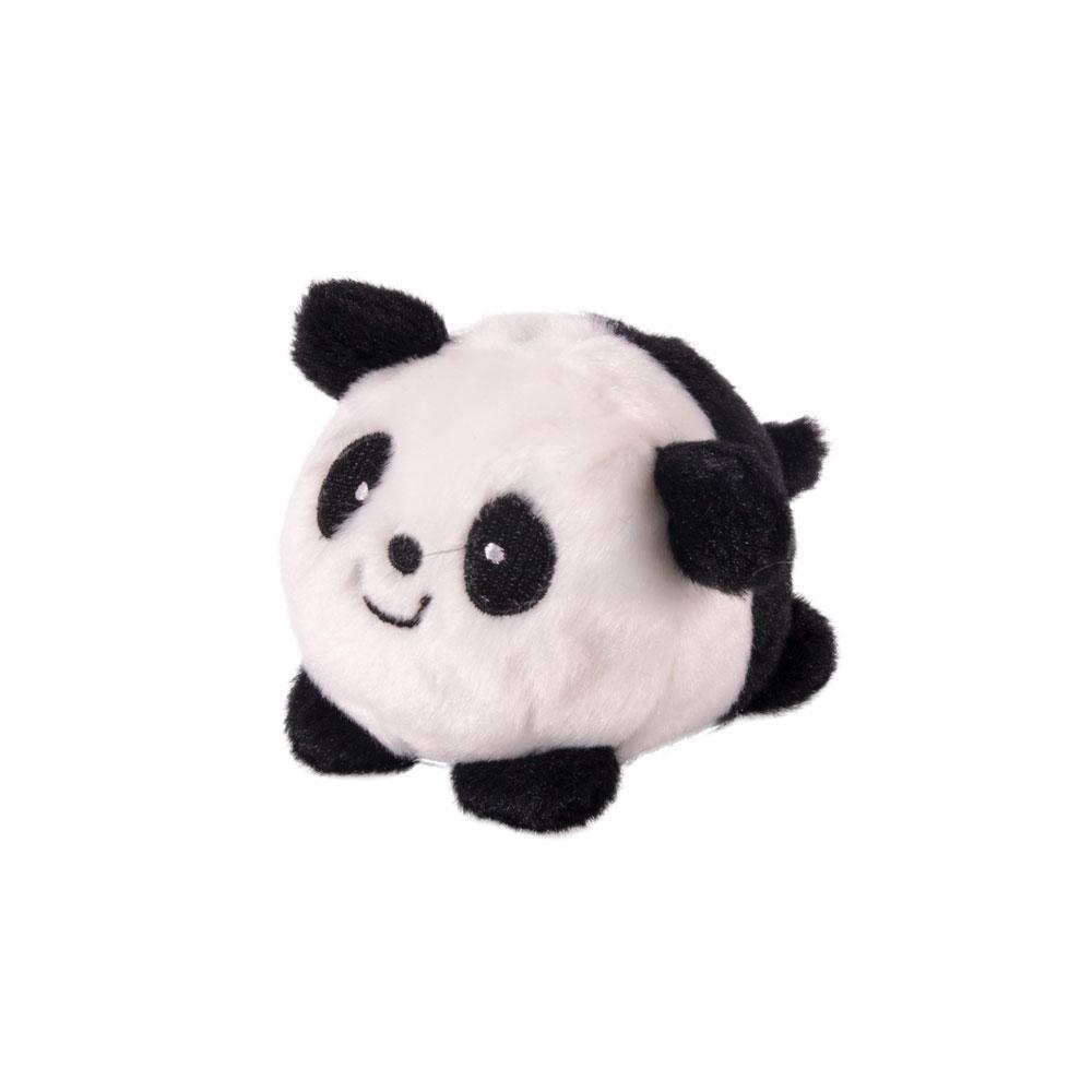 Мягкая игрушка Мячик - Панда, 7 см.