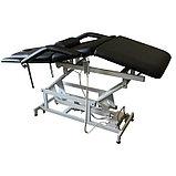 Кровать (стол массажный) медицинская функциональная с электрическим приводом DB-9 (КО-07) , фото 3