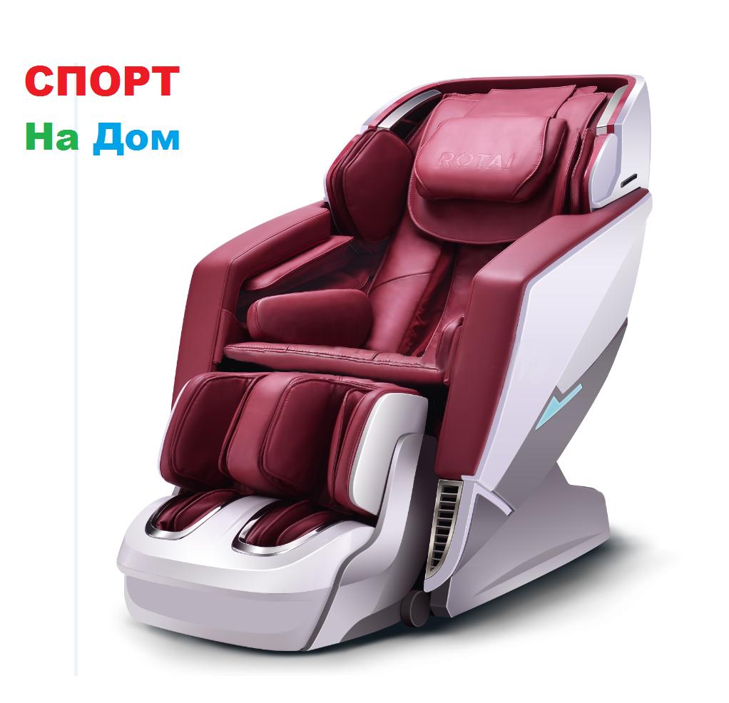 Массажное кресло RT 8720 S Винно-белый