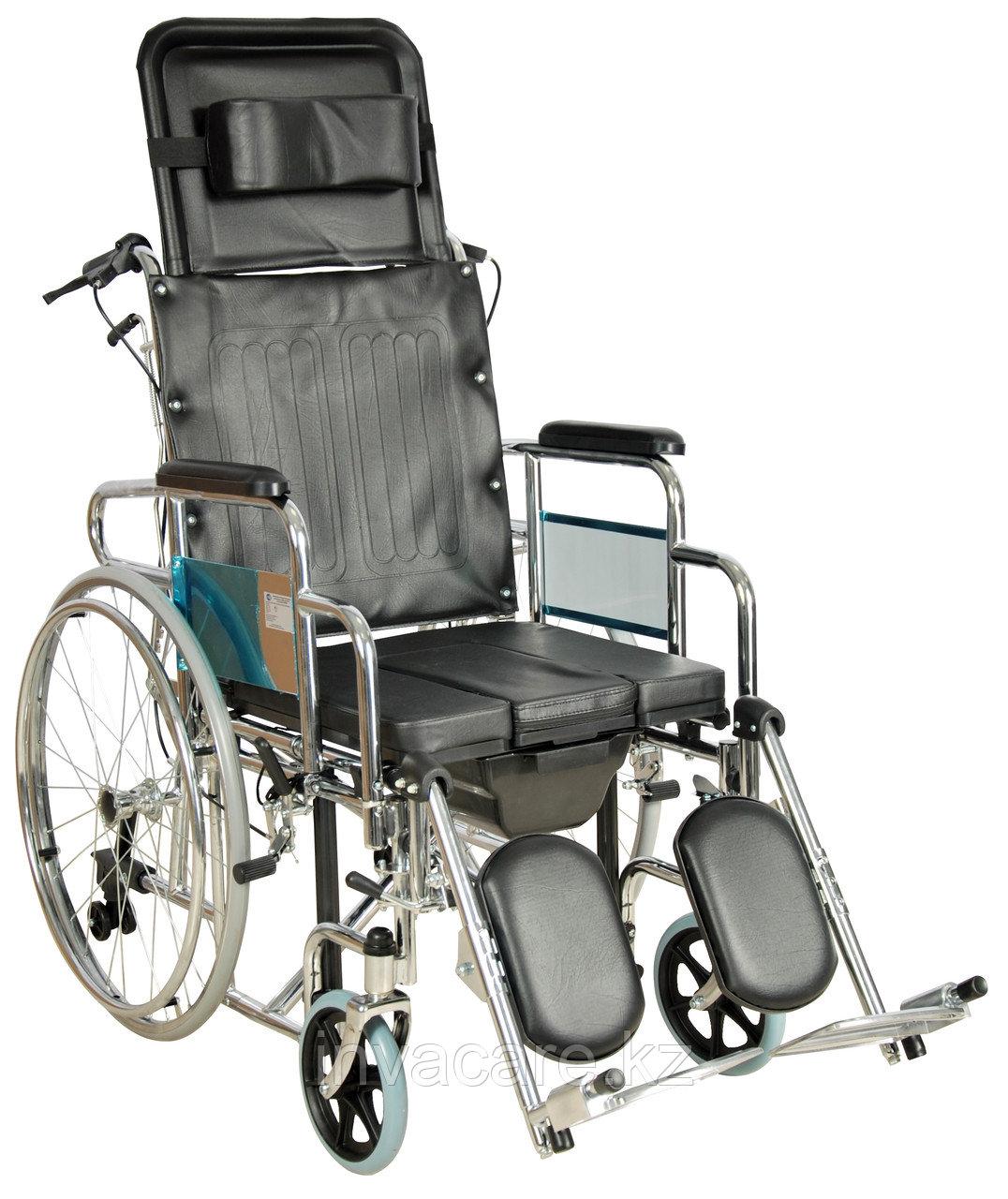 Кресло-коляска универсальная  активная (сталь) FS 204 BJG  (46 см)