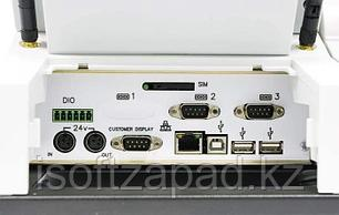 "POS-терминал ""ШТРИХ-Li4htPOS WinCE 6.0"" SLIM 001 R2 (черный.серый), фото 2"