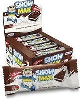 """Бисквитное пирожное """"Snow Max"""" с какао"""