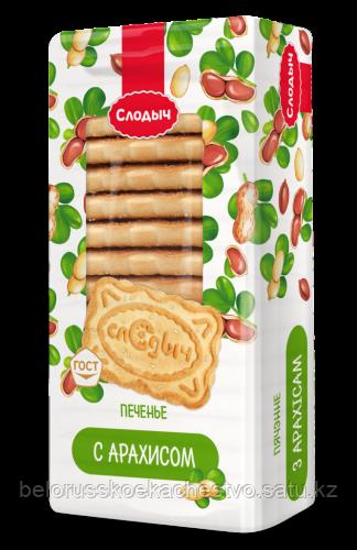 Печенье Слодыч с арахисом, 450 г