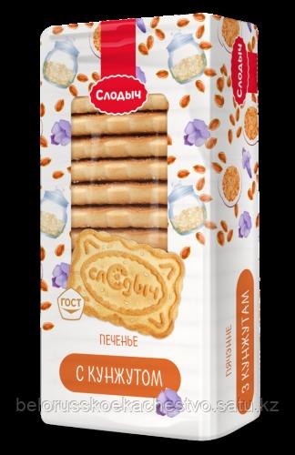 Печенье Слодыч с кунжутом, 450 г