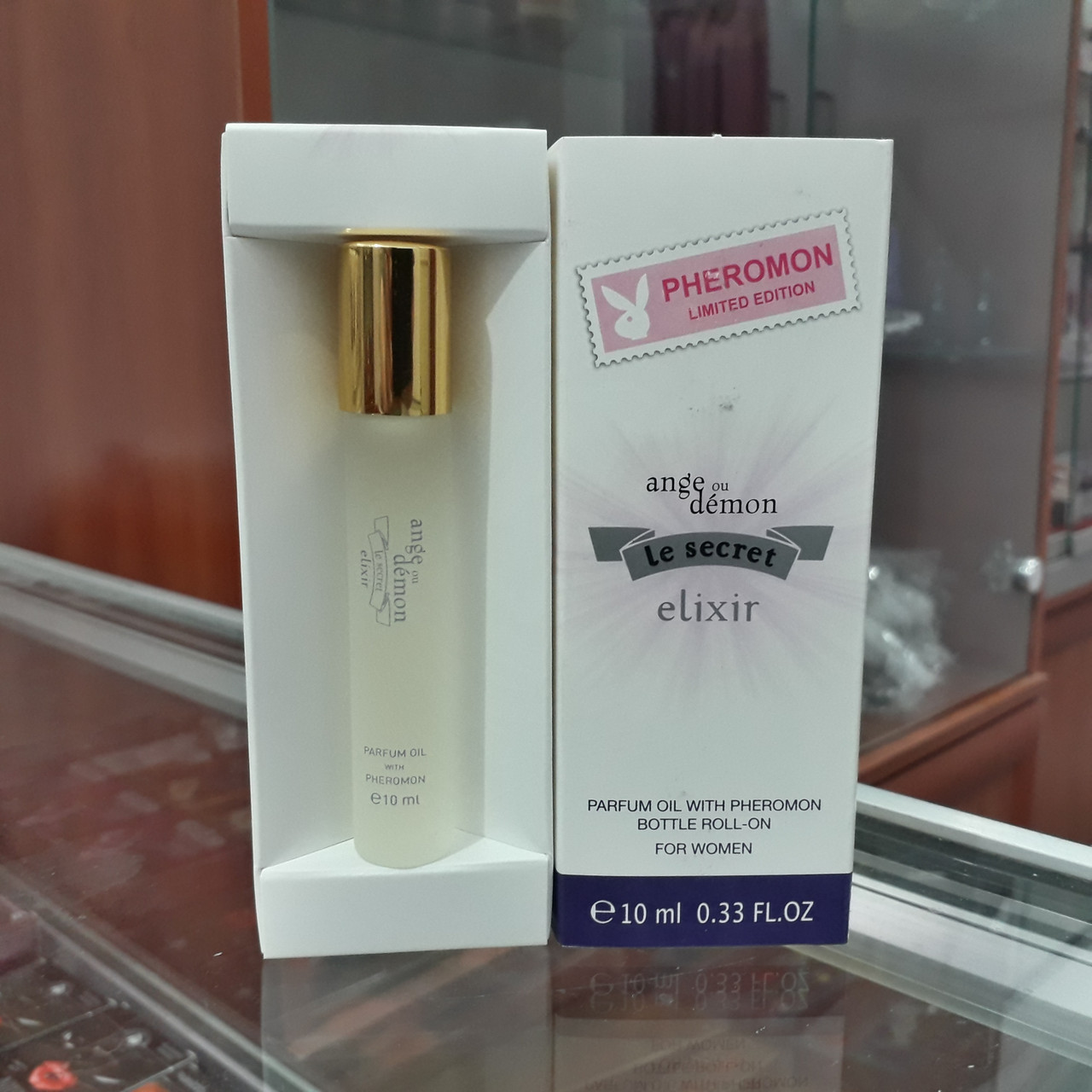 Духи с феромонами Givenchy Ange Ou Demon Le Secret Elixir, 10ml.