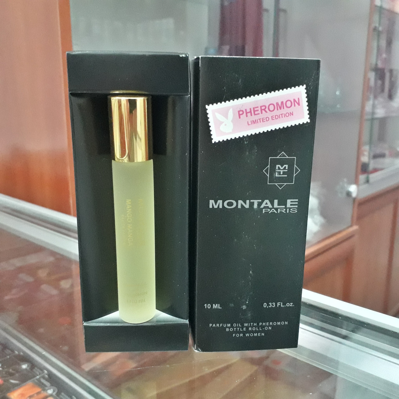 Духи с феромонами Montale Mango Manga, 10ml.