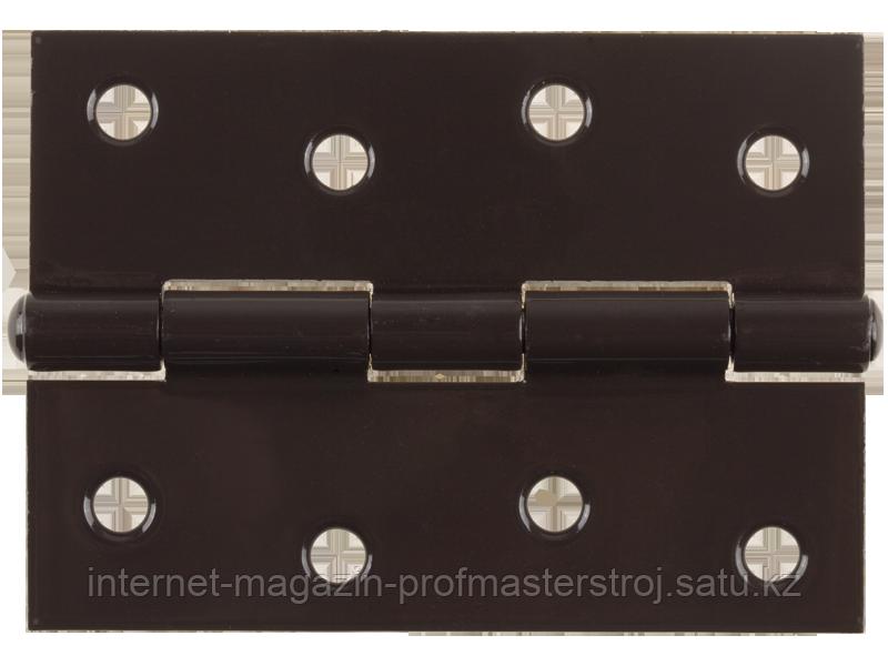 Петля универсальная дверная, 25 × 24 × 1 мм, коричневый, серия MASTER, STAYER