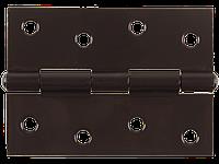 Петля универсальная дверная, 100 × 70 × 1,8 мм, белый, серия MASTER, STAYER