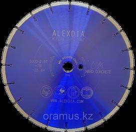 Сегментный диск по бетону (Laser) ALEXDIA