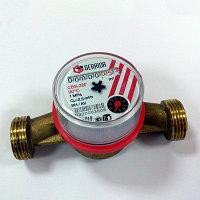 Счётчик воды СВК-20Г Ду20 универсальный в комплекте с гайками