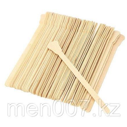 Деревянные шпатели (100 штук)