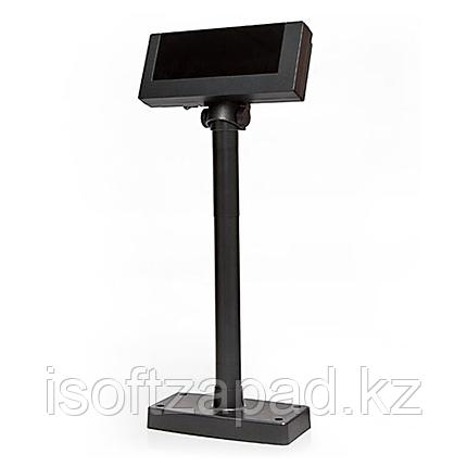 Дисплей покупателя Flytech 2x20 VFD чёрный, фото 2