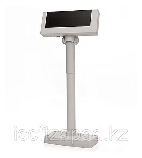 Дисплей покупателя Flytech 2x20 VFD белый