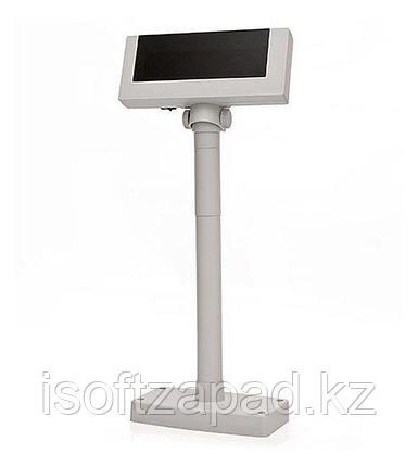Дисплей покупателя Flytech 2x20 VFD белый, фото 2
