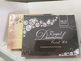 ROYAL DIAMOND FACIAL KIT, набор для ухода за лицом с бриллианьовым пеплом