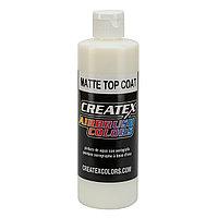 Createx Airbrush Matte Top Coat (матовый защитный лак) 60 мл
