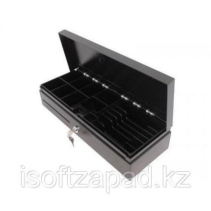 Денежный ящик HPC 460 FT (черный), фото 2