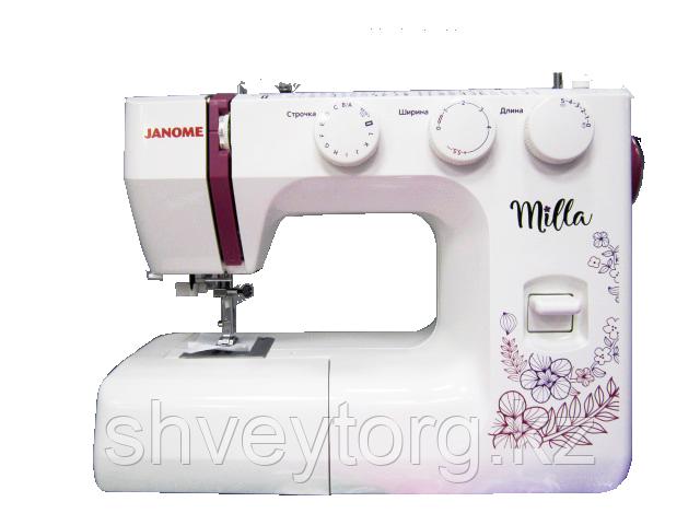 Бытовая швейная машина Janome Milla