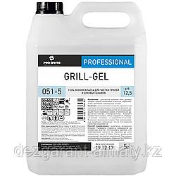 Моющее средство Grill-Gel 5 л