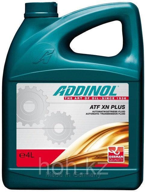 Трансмиссионное масло ADDINOL ATF XN Plus
