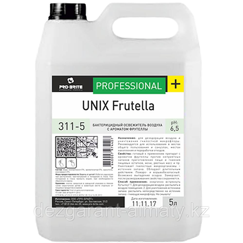 Бактерицидный освежитель воздуха с ароматом фрутеллы Unix Frutella