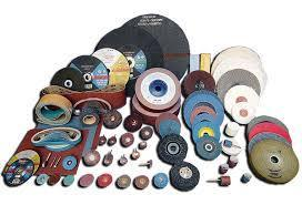Шлифовальные материалы и инструменты.