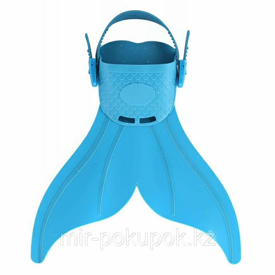 Моноласта детская Хвост Русалки  для плавания дельфином