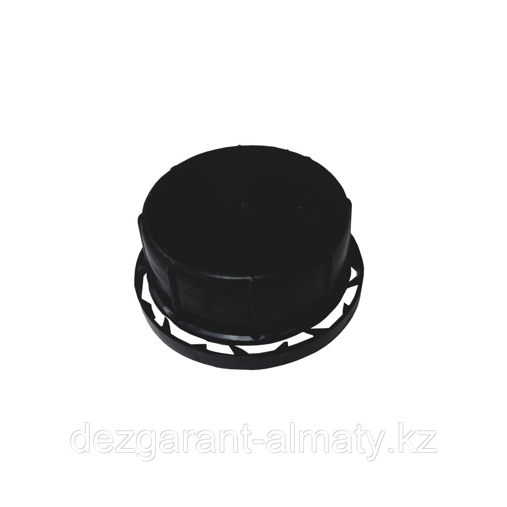 Крышка ЧЕРНАЯ ДГ=33 с контрольным кольцом