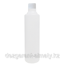 Флакон HDPE матовый круглый (500 мл)