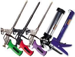 Пистолеты для пен и герметиков.