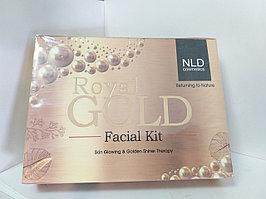 Royal Gold Набор для лица, для сухой кожи. NLD