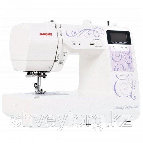 Компьютерная швейная машина Janome Quality Fashion 7900