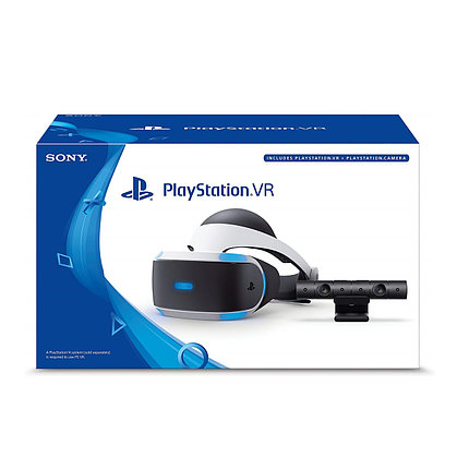 Sony PlayStation VR + Camera V2, фото 2