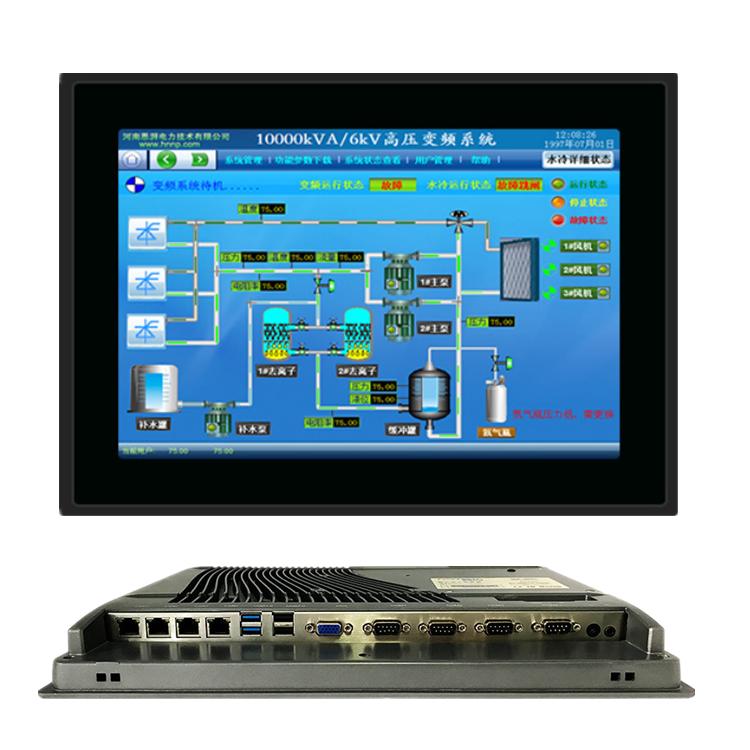 Производственный ПК TPC-8150i