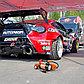 Компрессор автомобильный для легковых автомобилей. 50 л/мин с фонарем, фото 4