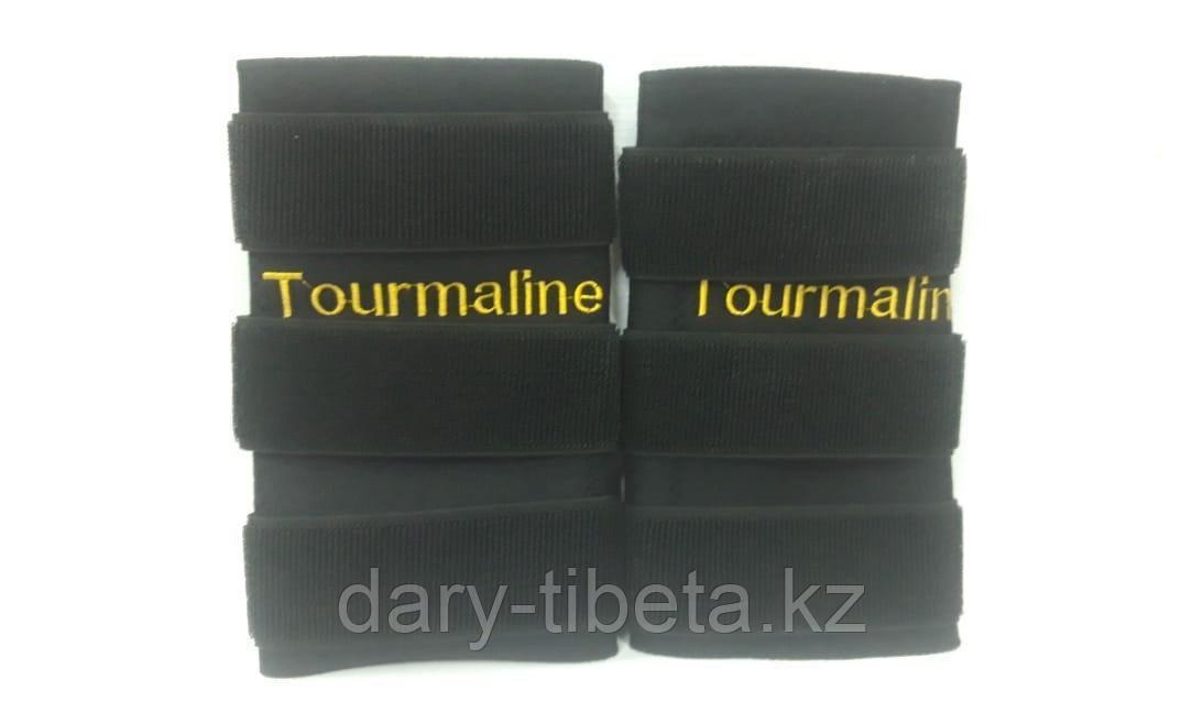 Наколенники липучки ( tourmaline )