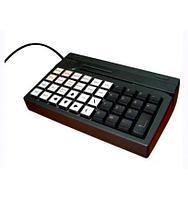 Клавиатура программируемая Posiflex KB-4000-B (без ридера)