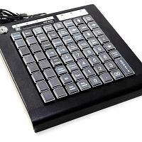 Программируемая клавиатура KB-64K ШТРИХ-М, 64 клавиши, чёрная