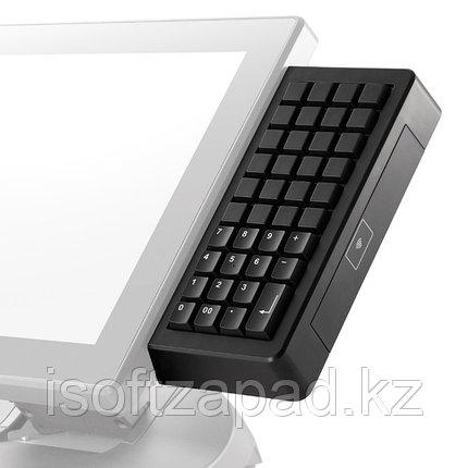 Клавиатура программируемая Posiflex КР-500-B MSR, фото 2