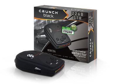 Антирадар {Радар-детектор} Crunch 226B